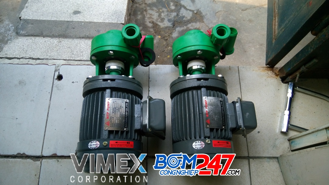 Bơm Nation pump UVP