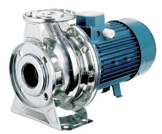 Những đặc tính nổi trội của máy bơm công nghiệp Ebara 2
