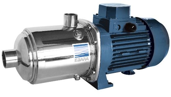 Những đặc tính nổi trội của máy bơm công nghiệp Ebara 3