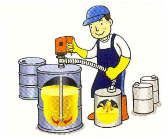 Giới thiệu loại máy bơm hóa chất thùng phuy 3