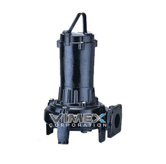 Khắc phục 3 lỗi thường gặp ở máy bơm chìm nước thải 1