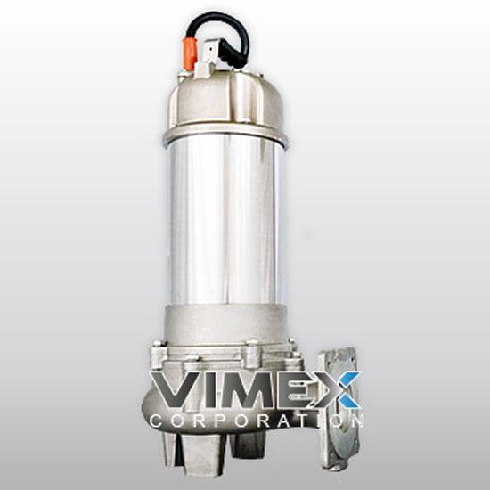 Thông tin về máy bơm chìm nước thải công suất lớn 2